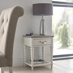 Lamp & Side Tables