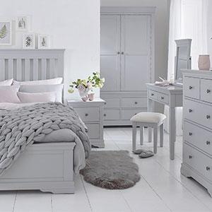 Carmelle Painted Grey