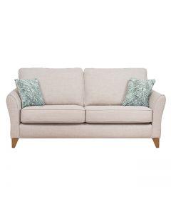 Fairfield Fabric 3 Seater Sofa