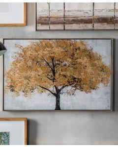 Midas Tree Framed Art