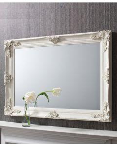 Abbey Cream Wall Mirror