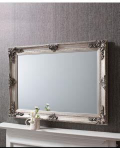 Abbey Silver Wall Mirror