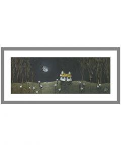Croft Sheep by Geoff Beckett - 104 x 49cm