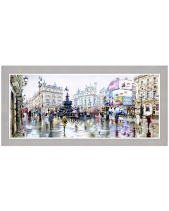 Piccadilly Circus by Richard Macneil - 127 x 61cm