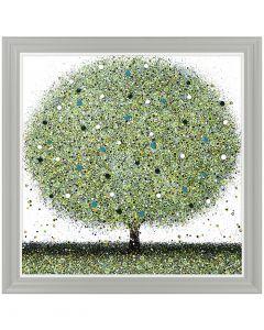 Springtime By Sarah Pye - 91 x 91cm