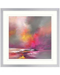 Sun Blaze By Alison Johnson - 62.5 x 62.5cm