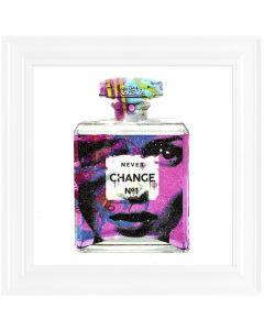 Never Change By John Jackson - 63 x 63cm