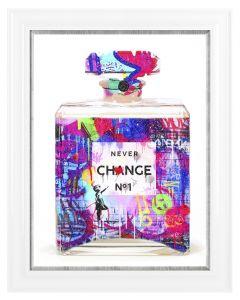 Perfume Bottle IV By John Jackson - 76 x 96cm