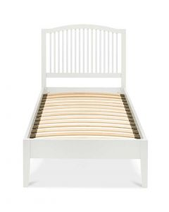 Ashby White 90cm Bedstead