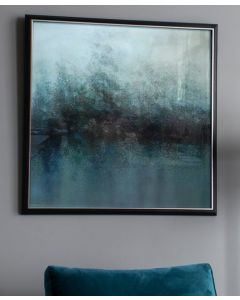 Bayou Abstract Framed Art