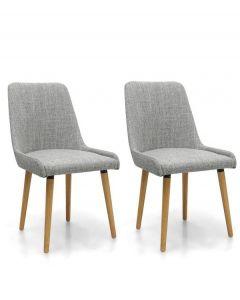 Capri Dining Chairs - Pair