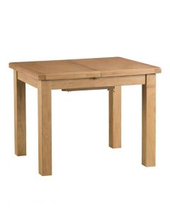Country Oakham Compact 1M Extending Dining Table