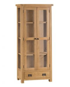 Country Oakham Display Cabinet