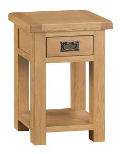 Country Oakham Side Table