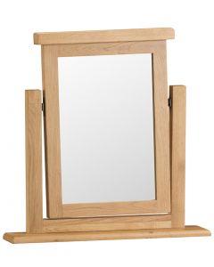 Country Oakham Vanity Mirror