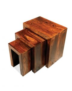 Krishna Nest of 3 Tables