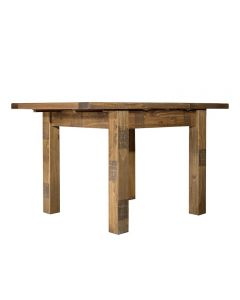 Cotswold Rustic Small Extending Dining Table