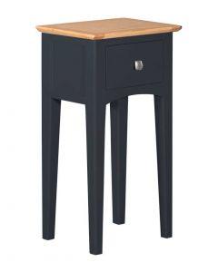 Eva Painted Blue Telephone Table