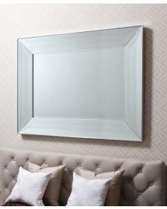 Ferrara Silver Wall Mirror By Gallery