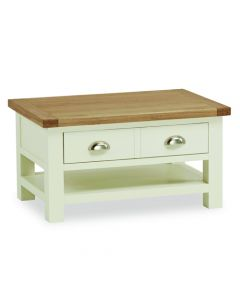 Norfolk Painted Small Coffee Table