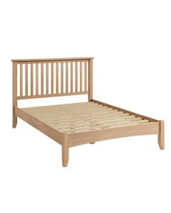 Georgia Oak Double Bed