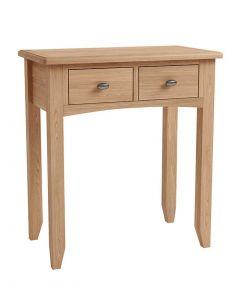 Georgia Oak Dressing Table