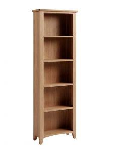 Georgia Oak Large Bookcase