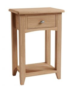 Georgia Oak Telephone Table