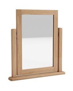 Georgia Oak Dressing Table Mirror