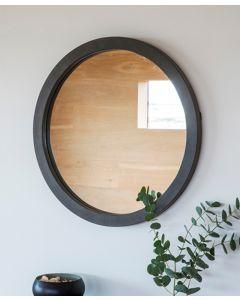 Garfield Round Mirror