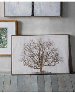 The Golden Oak Framed Art