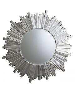 Herzfeld Round Wall Mirror By Gallery
