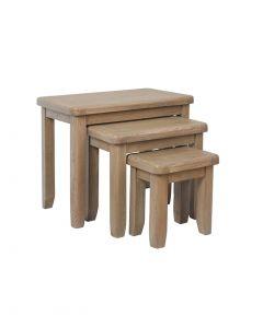 Harrogate Nest of 3 Tables