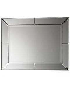 Kinsella Small Silver Mirror - 80 x 59.5cm