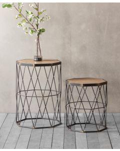 Marshal Side Tables - Set of 2