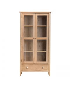 Embalse Display Cabinet with Lights