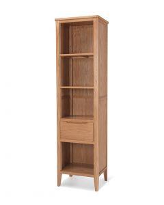 Orbit Slim Bookcase