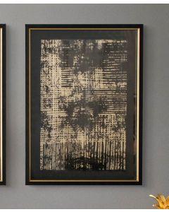 Pizarro I Framed Art