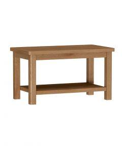 Sienna Oak Small Coffee Table