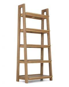 Rutland Rough Sawn Ladder Display Unit