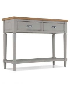 Warwick Painted Grey Console Table