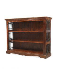 Jafari Low Bookcase