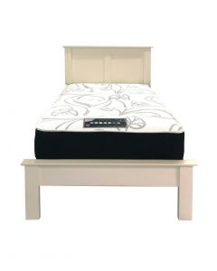 Sussex Painted Ivory Single Bed