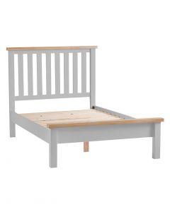 Geneva Grey Painted Single Bed