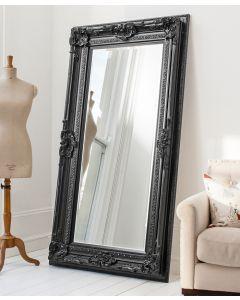 Valois Black Leaner Mirror
