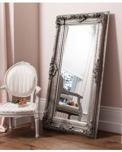 Valois Silver Leaner Mirror