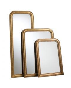 Worthington Gold Medium Mirror