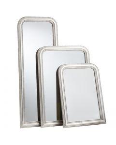 Worthington Silver Large Mirror