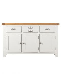 Wexford White Large Sideboard