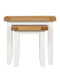 Wexford White Nest of Tables